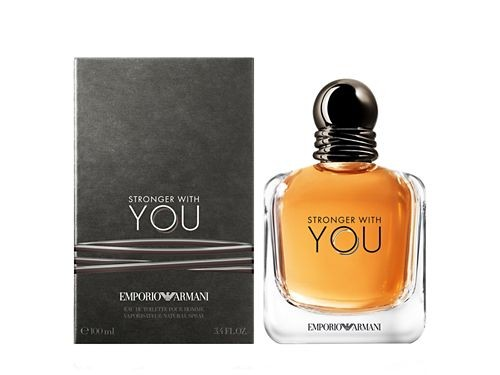 Emporio stronger with you EDT 100 ml - Armani