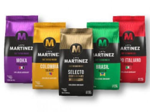 25% OFF Combo Café Molido 250g CAFÉ MARTÍNEZ