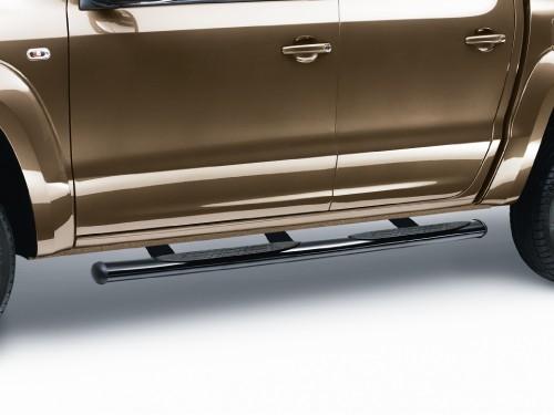 Estribo oval negro para Amarok - Accesorio Original - Volkswagen