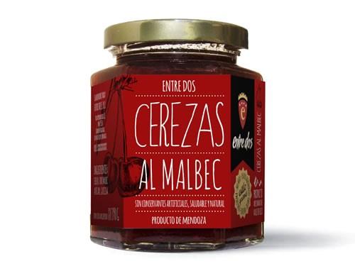 15% Descuento - Cerezas al Malbec
