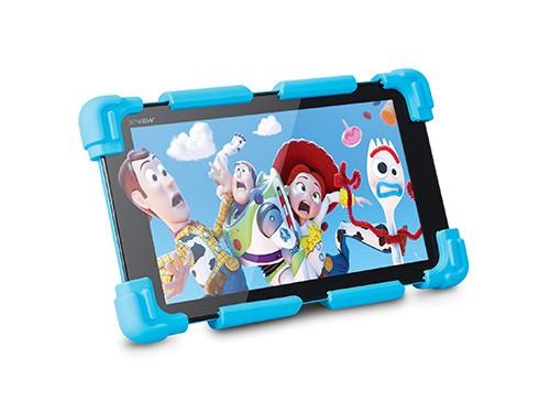 "Tablet 7"" Proton Nickel Kids Go Azul Xview"