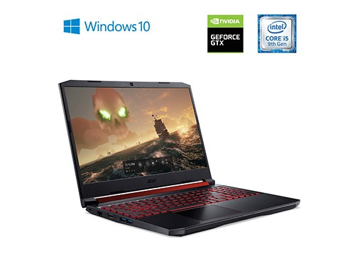 """Notebook Gaming i5 15.6"""" 8GB RAM DDR4 1TB Acer"""