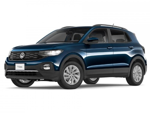 Plan Adjudicado T-Cross Trendline Manual - Volkswagen