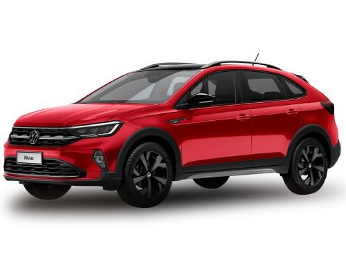 Plan entrega Pactada - Nuevo Nivus Comfortline Automatico - Volkswagen