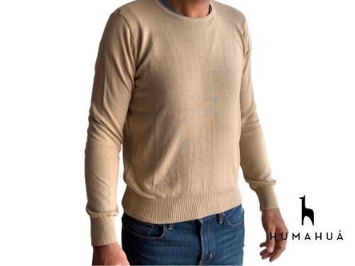 Sweater Hombre Cuello Redondo Slim Fit  Humahua Union Arena