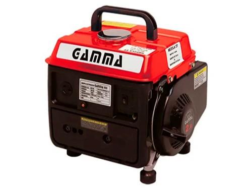 Generador Gamma Grupo Electrógeno Eléctrico 0,87kw 950 Nafta