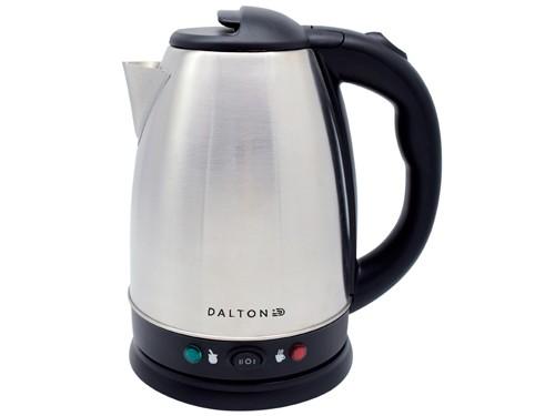 PREVENTA [ENTREGA 10/12/2020] Pava Eléctrica Inoxidable 1.8lts Dalton