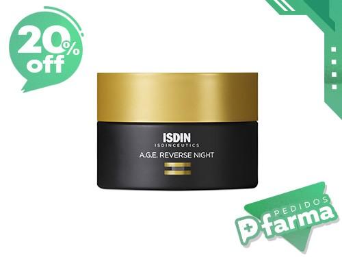 Isdin Isdinceutics Age Reverse Noche Crema Reparadora Antiedad 50gr