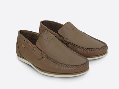 Zapato náutico de cuero RINGO Ocean 02