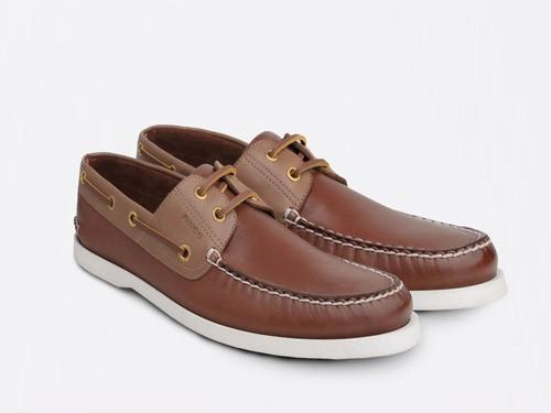 Zapato náutico de cuero RINGO Sea 10