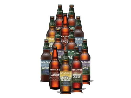 Pack 12 Cervezas Patagonia Botella
