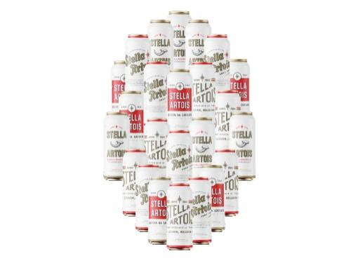 Pack 24 Latas Cerveza Stella Artois Vintage