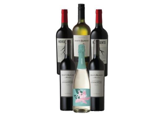 Pack de Vinos Bodega Dante