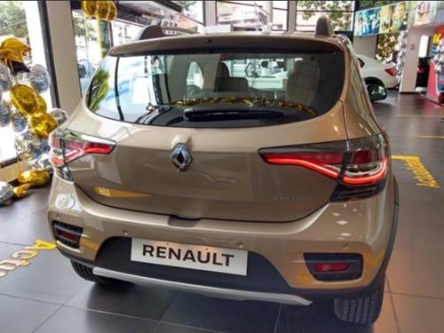 Plan Rombo Renault Sandero Stepway CVT - 0KM - Anticipo