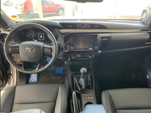 Plan de Ahorro Toyota Hilux 4x2 D/C DX - 1ra Cuota