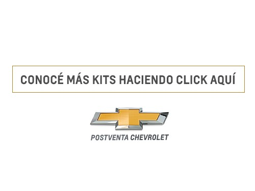 Kit Cambio de Aceite y Filtro - Chevrolet Joy Plus