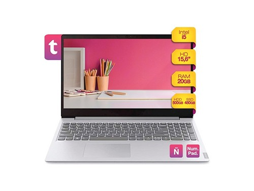 Notebook Lenovo Intel I5 20gb Ram 480g Ssd  500g Hdd Sandisk