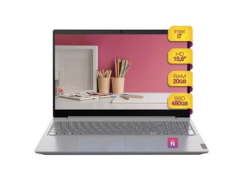 Notebook Lenovo Intel I7 20gb Ram Solido 480gb Ssd Win10