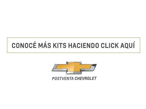 Kit Cambio de Aceite y Filtro - Chevrolet S10