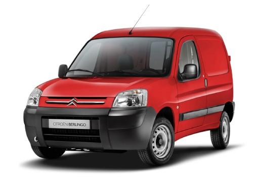 Plan entrega pactada Berlingo Furgón Vti 115 Business - Citroen