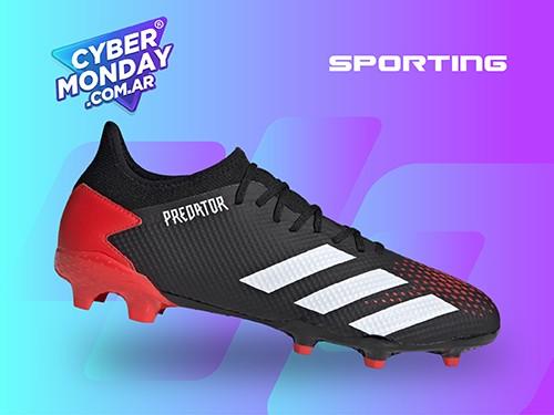 Botin Adidas Predator 20.3 FG de Hombre