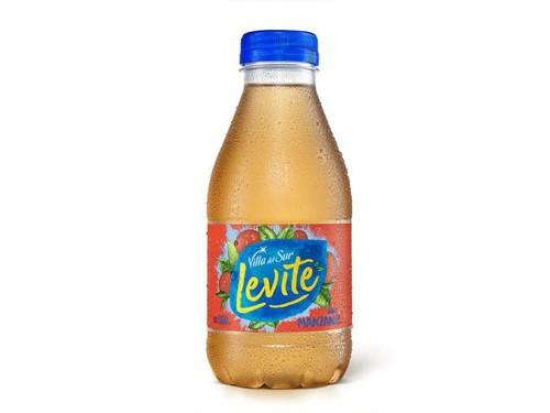 Agua saborizada Villa del Sur Levité Manzana sin gas 500 ml. Pack x12