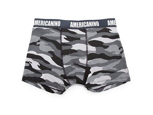 Boxer camuflado Americanino