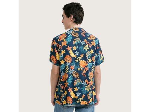 Camisa estampada Hombre Bearcliff