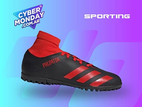 Botines de Futbol adidas TF Predator 20.4 de Hombre