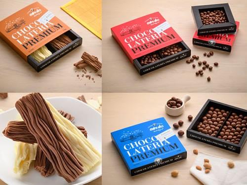 20% descuento Chocolate en Rama + Pasas al chocolate + Almendras