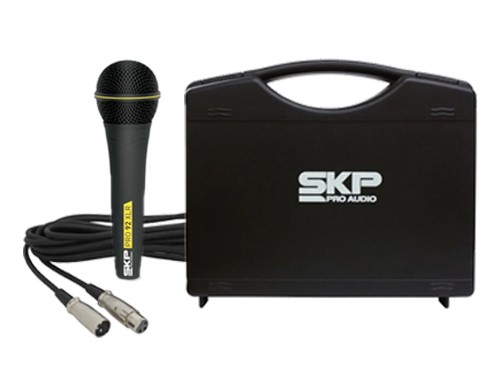 Microfono SKP PRO-92XLR Dinamico Supercardiode con Cable