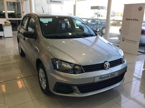 Volkswagen Gol Trendline MT 1.6 - 0KM