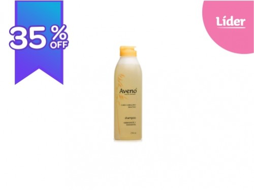 Aveno Shampoo Hidratante y Emoliente x 250 Ml