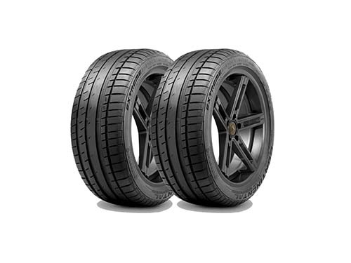 Kit x2 Neumáticos Extreme Contact - 205/55R16 91W Continental
