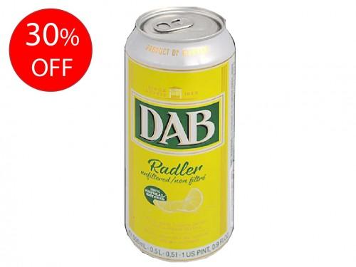 Cerveza saborizada x 500 ML DAB Radler