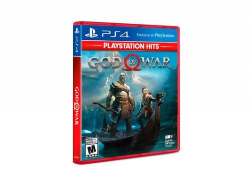 JUEGO PS4 GOD OF WAR - HITS