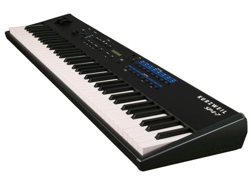 Piano digital Sintetizador Kurzweil SP47 76 teclas semipesadas cuotas