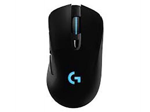 Mouse Gamer G703 Lightspeed Inalámbrico Logitech G Negro