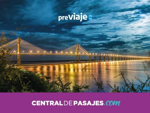 Pasaje en micro de Buenos Aires a Rosario