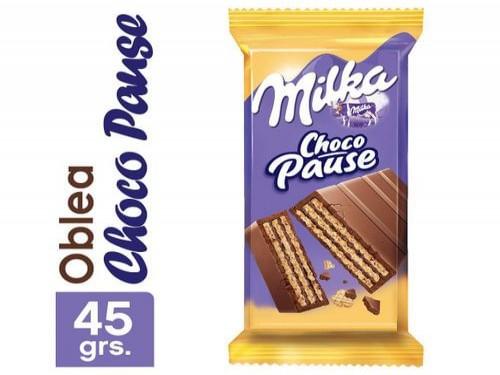 Chocolate Milka Choco Pause 45 Gr