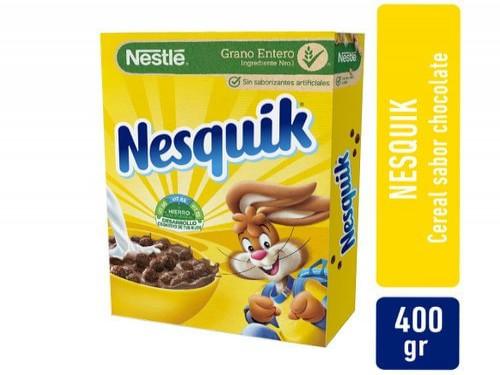 Cereales Nesquik 400 Gr