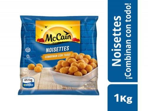 Croquetitas Noisette Mccain 1 Kg