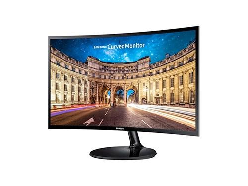 Monitor Gamer Samsung 24 Curvo F390 Full Hd 1080 Hdmi Vga