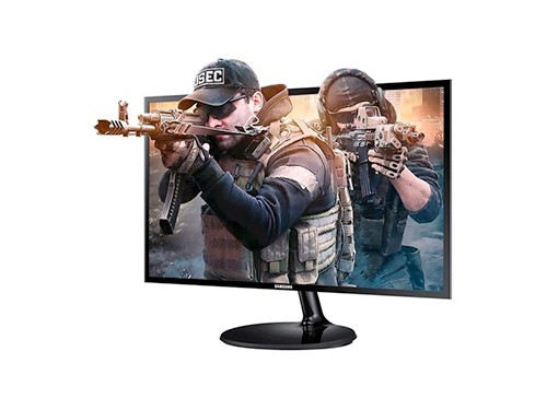 Monitor Gamer 24' Samsung Full Hd Super Slim Hdmi