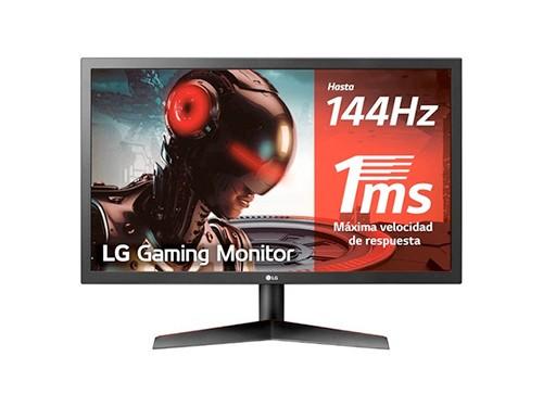 Monitor Gamer Ultragear 24'' LG Fhd 16:9 Freesync 144hz 1ms