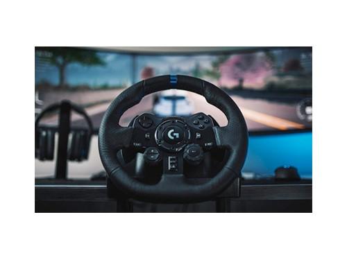 Volante Logitech G923 Y Pedalera Xbox One S Y Pc Carreras
