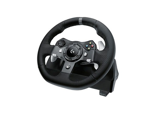 Volante Logitech G920 Racing Wheel Xbox One Pc 220v