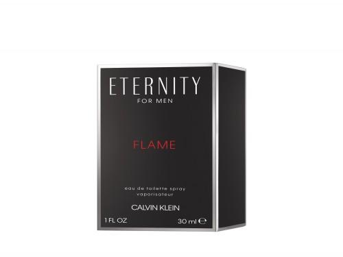 PERFUME IMPORTADO CK ETERNITY FLAME MEN EDT 30 ML