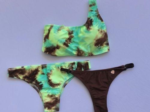 SET BIKINIS 3 PIEZAS COMBINABLES VM Bikinis
