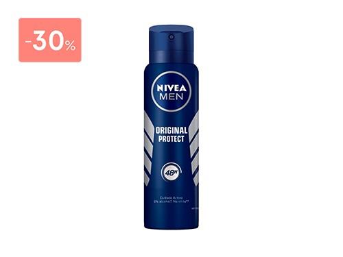 NIVEA ANTITRANSPIRANTE PROTECT & CARE SPRAY FOR MEN 150 ML